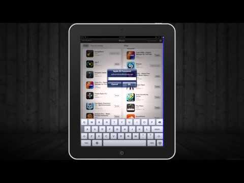como bajar/instalar aplicaciones GRATIS para iPad . iPad 2. iPad 3. iPad mini. iPad retina display