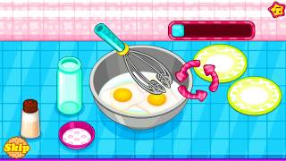 Cook owl cookies for kids -cooking game for kids -games for girls -kids games -online games 4 kids