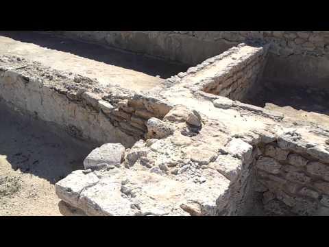 Al Khan at Jumeirah Archaeological Site, Dubai.