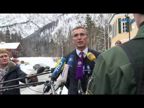 NATO-Generalsekretär Stoltenberg verurteilt den Terroranschlag von Paris