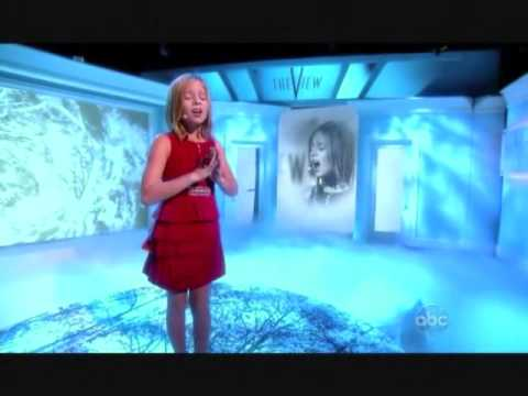 Concrete Angel... By Jackie Evancho video