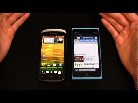 HTC One S vs. Nokia Lumia 900 Dogfight Part 2