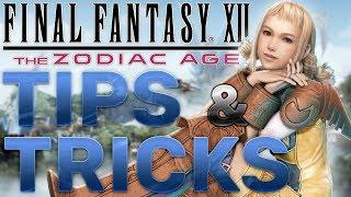 Tips, Tricks, Hunts, Gambits | Final Fantasy XII Zodiac Age Guide