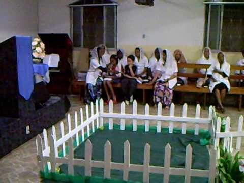 Peça: A Ovelha Perdida - Cordeirinhos de Cristo - 2010
