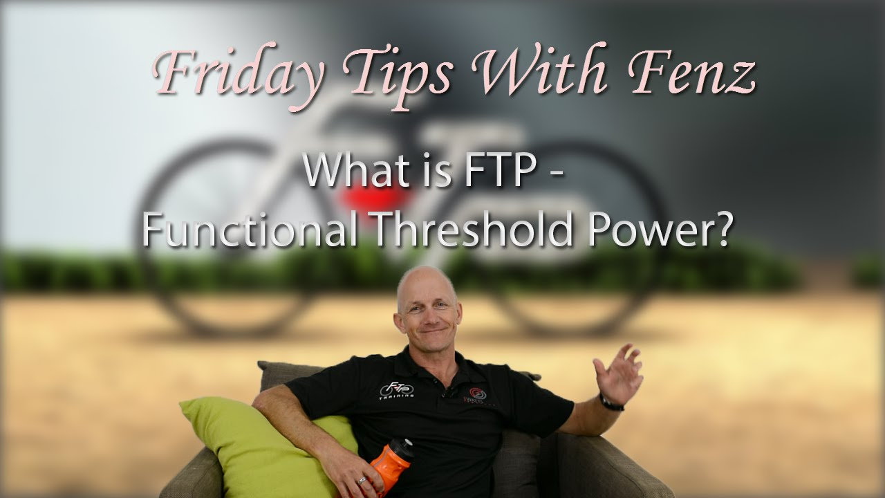 how to find functional threshold power