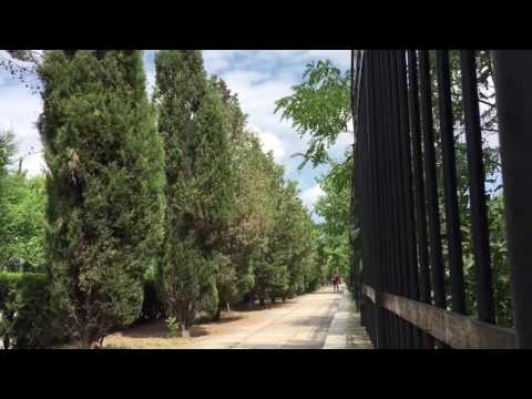 Евпатория - улица Полупанова Крым 2016 в Евпатории 24.07.2016 города