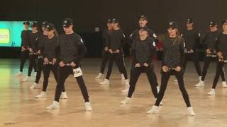 Hip-Hop Formations Juniors FINAL - IDO Hip-Hop World Championship 2016 Graz