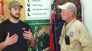 Black Scout Interviews - Jeff Randall from ESEE and Randall's A&T