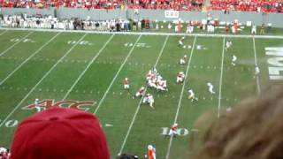 NC State Wake Forest Touchdown