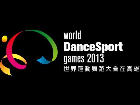 Do your dance ©ORF Sport (World DanceSport Games Kaohsiung / Taiwan)