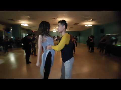 Salsamania Social Austin - Brittney Vega & Julio
