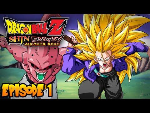 Dragon Ball Z - Shin Budokai: Another Road - Episode 1
