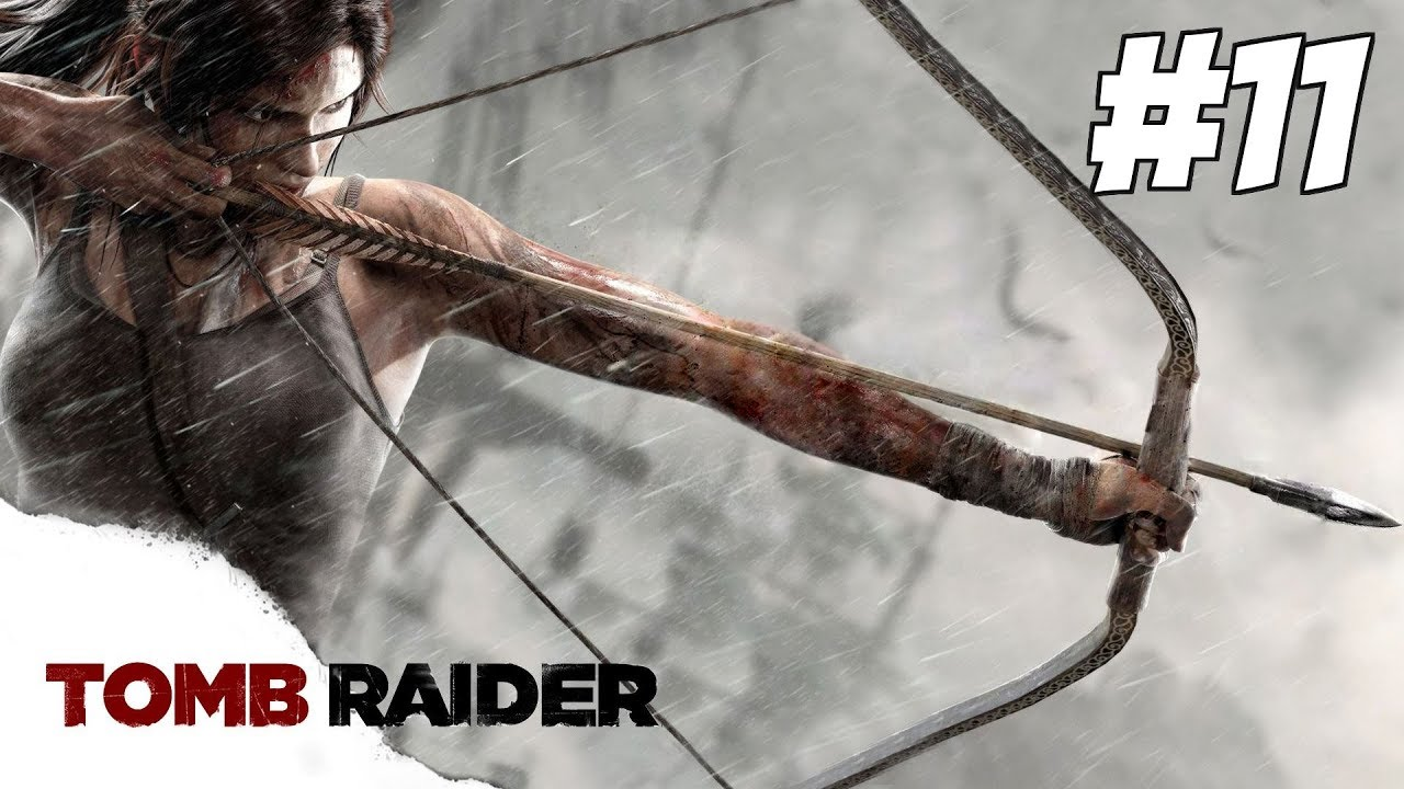 Tomb raider 2013 topless cheat exposed tube