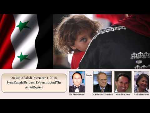 Syria Caught Between Extremists And The Assad Regime