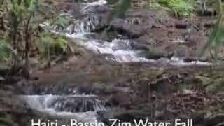 Hinche Haiti Bassin Zim Water Fall