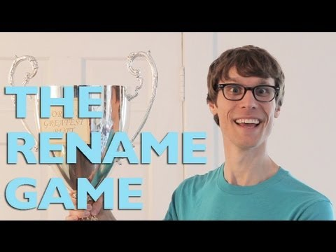 The Rename Game