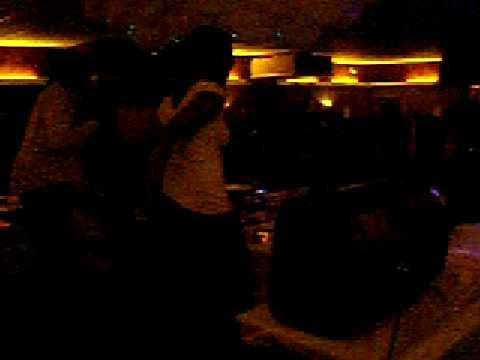DJ Lady Dje-C spinning @ Maense, supported by (mc)DJ Danny Delgado