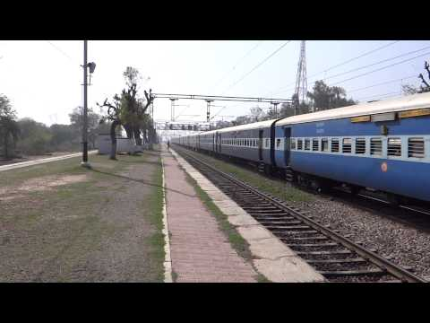 KANPUR WAP 4 LEADS THE WAY FOR BANGALORE - NEW DELHI KARNATAKA...