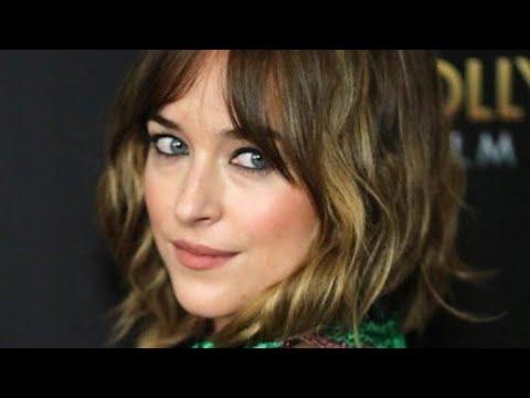 10 Classic Hairstyles Of Dakota Johnson ~ Celebrity Hairstyles