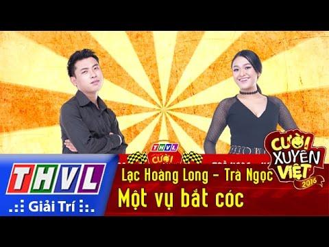 THVL | Cười xuyên Việt 2016 - Tập 4: Một vụ bắt cóc - Lạc Hoàng Long, Trà Ngọc