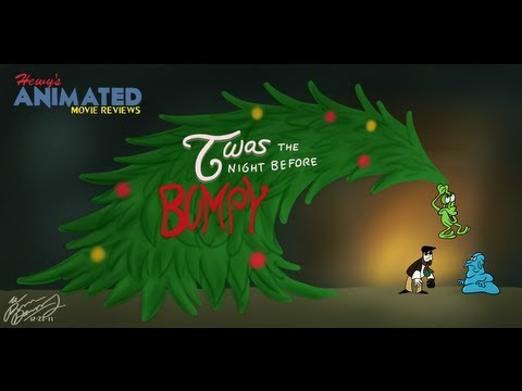 Hewy's Animated Movie Reviews #48 'Twas The Night Before Bumpy 1/2