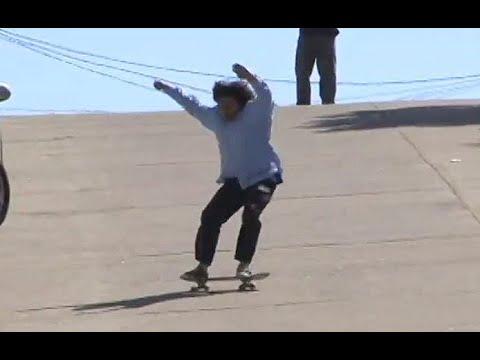 Tony Martinez - FULL PART - EBT Days - SF Skateboarding