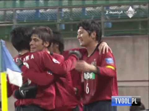 AFC Champions League 2010: group F Kashima Antlers (Jap) 1-0 Changchun Yatai FC (Chin) http://tvgol.pl/