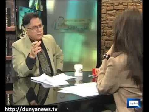 Dunya News - MERI DUNYA WITH HASSAN NISAR - 09-02-2013