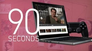 Chromebook Pixel, PlayStation 4, and more - 90 Seconds on The Verge_ Thursday, February 21st, 2013