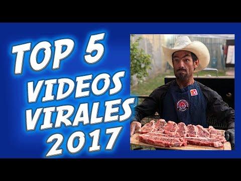 LOS VIDEOS MAS VIRALES DEL 2017 | TOP 5