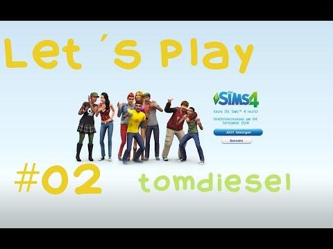 Sims 4 - Spontanes Date #02 Let´s Play [HD+] German