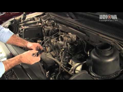 how to change camshaft position sensor (cmp) 2002 ford