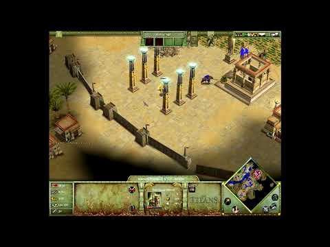Age of Mythology The Titans gameplay: episode 5