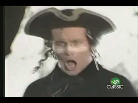 ADAM AND THE ANTS - STAND AND DELIVER LYRICS