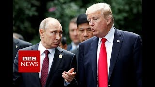 Trump-Putin summit: Why is it a big deal?  - BBC News