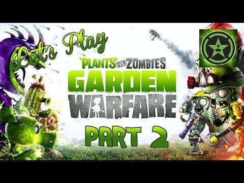 Let's Play - Plants vs. Zombies: Garden Warfare Part 2