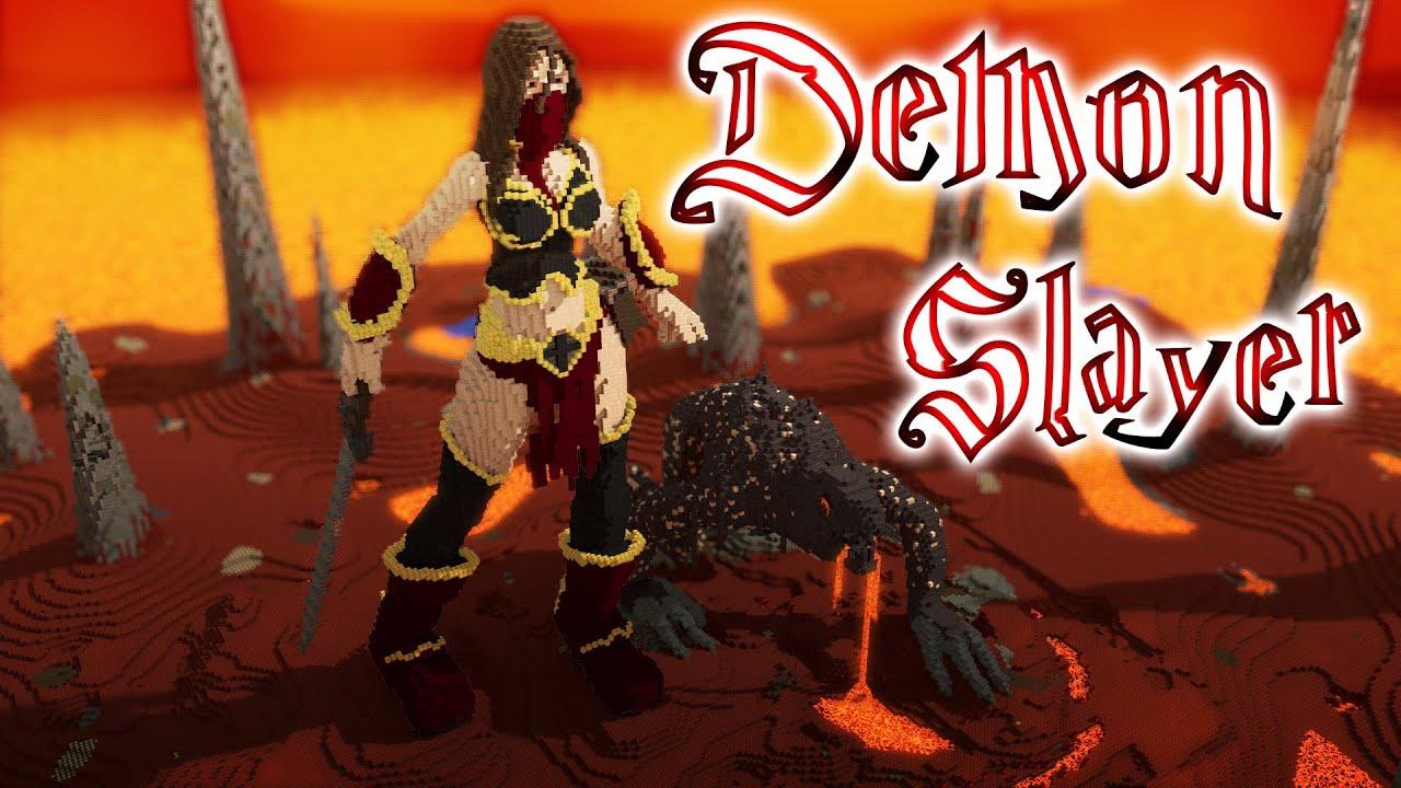 Demon halloween