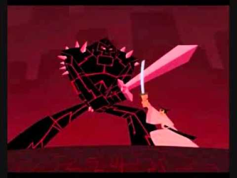 Samurai Jack Episode X Battle Theme