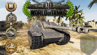 World of Tanks - Jagdpanther - 8 Kills - 5k Damage - 2.1k base exp [Replay|HD]
