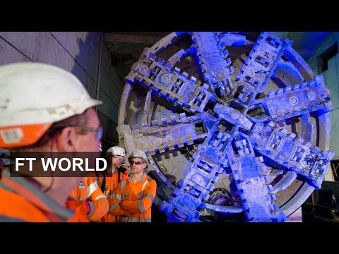 Crossrail, Europe's biggest infrastructure project | FT World