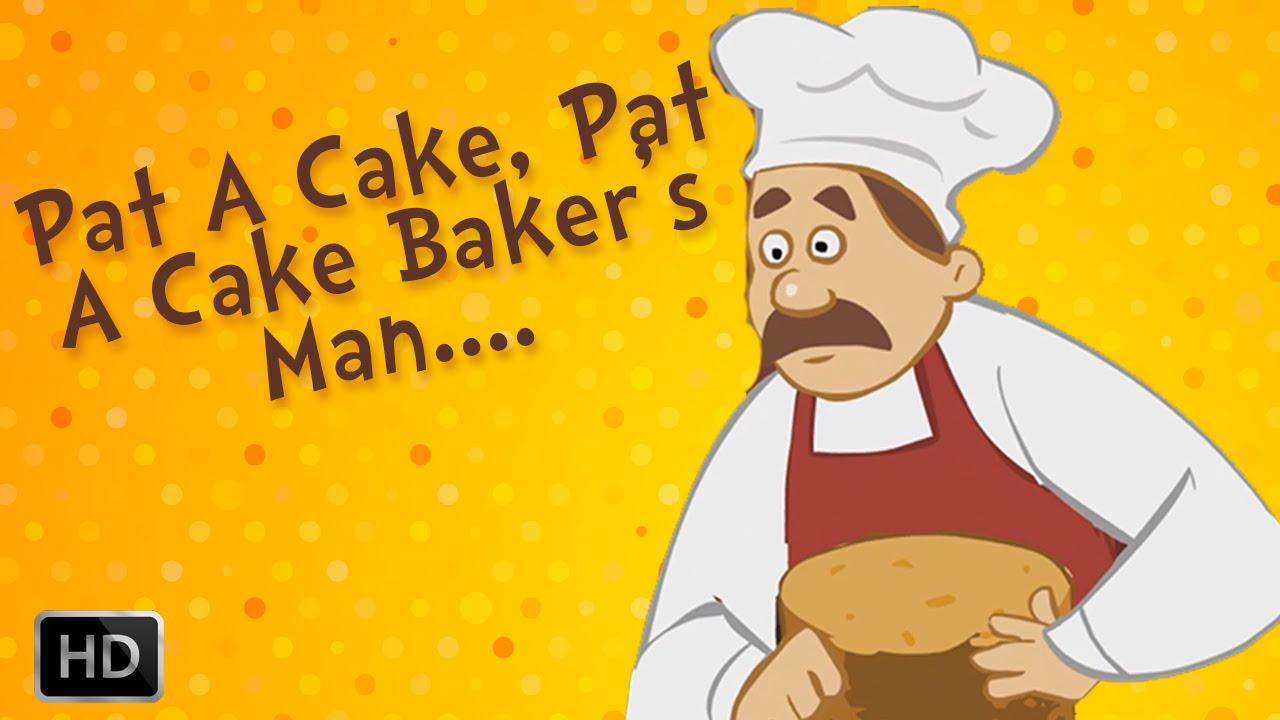 Patty Cake Patty Cake Baker S Man