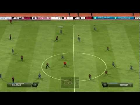Fifa13 Pro Club Fack Me Harder[fhm] Vs Swordsmen[swm] video