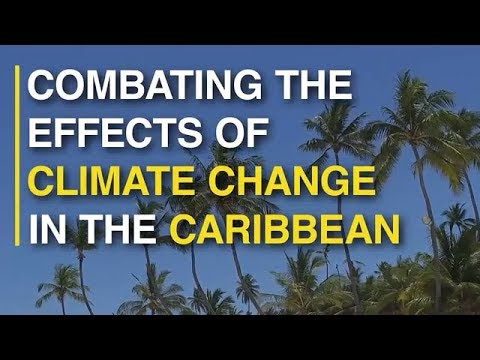 Combating the effects of climate change in the Caribbean