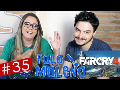 Fala Malena #35 - Far Cry 4 Com Felipe Neto video