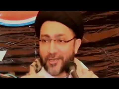 Imran Khan Sahab ko Imam Zamin is Waja se bandha by Allama Syed Shahenshah Hussain Naqvi