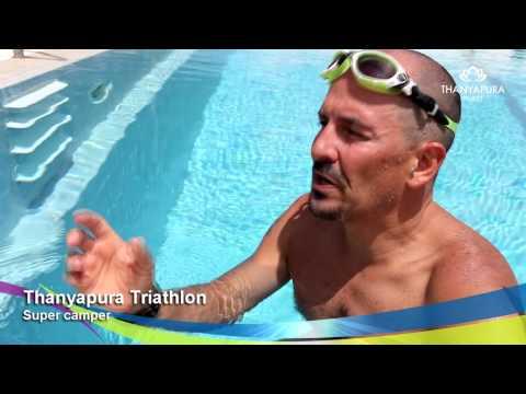 Thanyapura Triathlon Super Camp experiences at Phuket Thailand