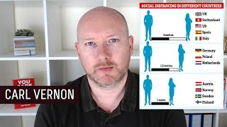 Video: Social Distancing is an Un-scientific, Un-proven, 'pile of Horsesh*t' - Carl Vernon