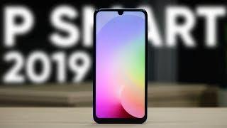 Полный ОБЗОР Huawei P Smart 2019