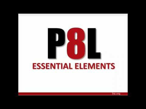 PBL Essential Elements Webinar