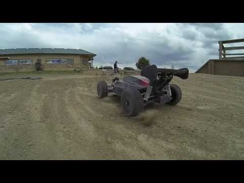 Littleton RC Hobbies Track | ECX Revenge | Tamiya XV01 | Rally | Bash | COLORADO RC